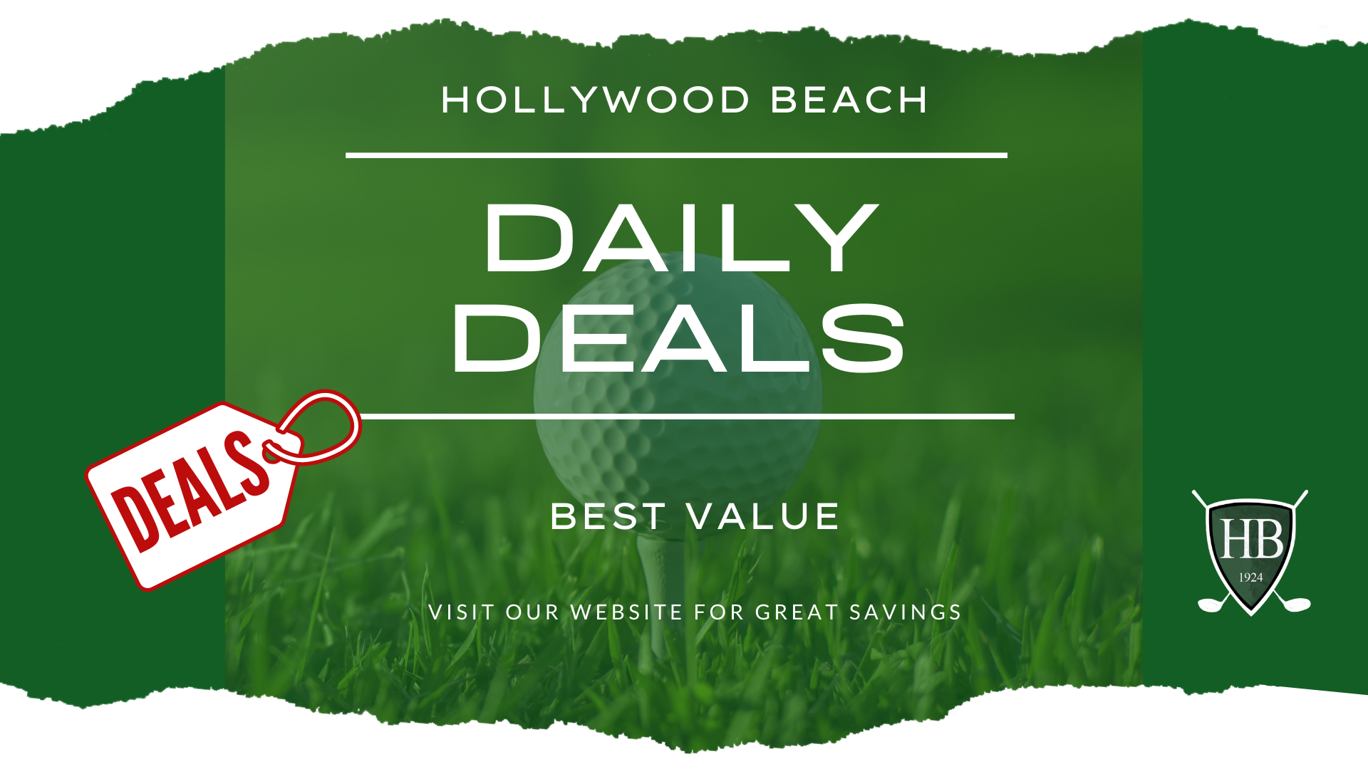 Get the best price with Daily Deals